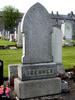 John Bremner, Trinity Cemetery, Aberdeen